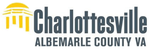 Charlottesville Albemarle County Convention and Vistitors Bureau logo